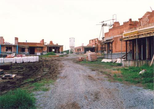 Novostavba rodinných domů – Minice